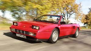 Ferrari Mondial T Cabrio Kaufberatung Attraktiver Ferrari Einstieg Auto Motor Und Sport