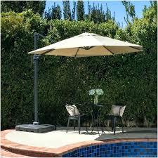 best cantilever patio umbrella square rectangular umbrellas outdoor reviews squ
