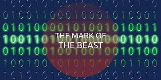 Image result for a cashless world is developing called the mark of the beast system