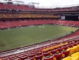 Fedex Field Club Level Seating Chart Fedex Field Section 326 Seat Views Seatgeek