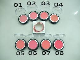 mac powder blush color palette single pink natural long lasting makeup