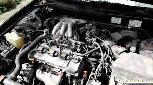 1995 toyota avalon xls engine rev