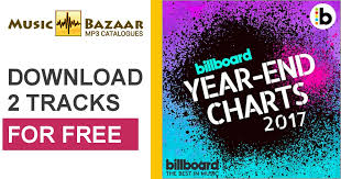 Billboard Charts By Year Billboard Year End Hot 100 Singles Chart 2017 Music Zone