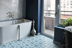 Patterned Floor Tiles Bathroom 10 Gorgeous Ways To Do Patterned Tile In The Bathroom Porch Advice