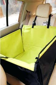 car seat car rear seat covers for dogs hammock universal waterproof back cover pet dog