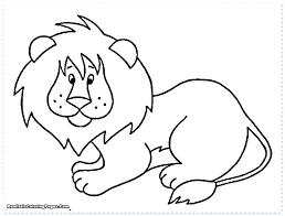 baby jungle animals coloring pages safari animal coloring pages free printable animal coloring sheets jungle animal