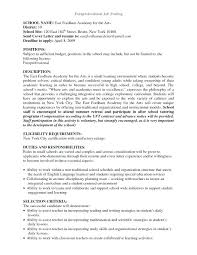 sample resume for paraprofessional position the best ways sample cover  letter for a paraprofessional and detail