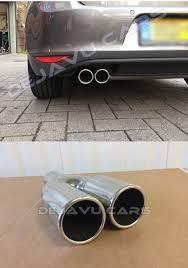 Muffler Design S Line Look Exhaust Tips