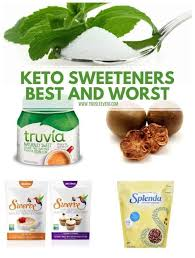 You can optionally add cinnamon or vanilla. Keto Sweeteners The Best And Worst Options Let Me Help You Decide