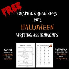 best halloween lessons images teaching ideas use these two organizers to help your students map out their spooky stories this halloween both of these graphic organizers be useful as prewriting or