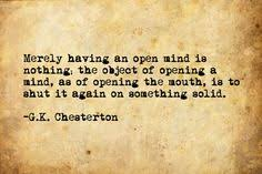 Gk Chesterton Quotes Christianity