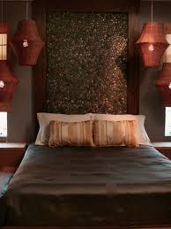 Master Bedroom Lamps Modern Master Bedroom Ideas With Unique Red Pendant Lamps And