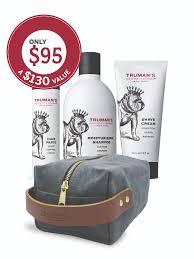truman s grooming kit
