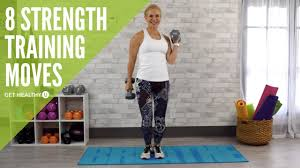 8 amazing strength training moves for