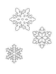 3d Snowflake Template Printable Musacreative Co