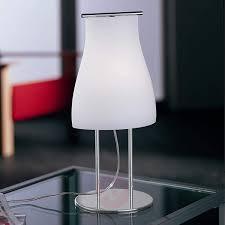 Designer Bordlampe Sjarmerende Designer Bordlampe Bell