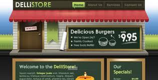 Dreamweaver Website Templates Stunning Free And Premium RestaurantsCafes Website Templates Designmodo