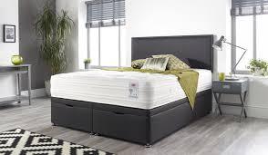 Slumberland Plaza Pocket 2200 Divan Bed Set | Bensons For Beds ...