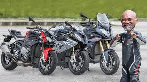 REVIEW: BMW <b>S1000RR</b> vs <b>S1000R</b> vs S1000XR