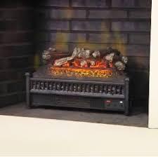 Dimplex OptiMyst Open Hearth Electric Fireplace Log Insert Electric Fireplace Log Inserts