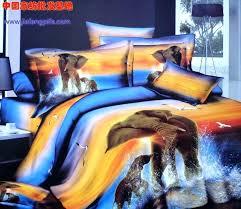 leopard print comforter set queen blue yellow elephant bird animal print bedding set sets queen size