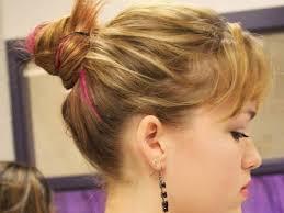 Peinados Para Pelo Corto Recogido