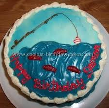 Fishing Cake Ideas Ipoiclub