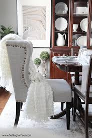 articles with white tufted dining chair nailhead trim on leather dining room chairs with nailhead trim
