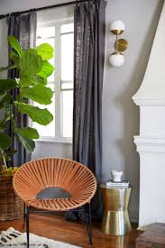 Target Living Room Curtains Target Gold Accent Table By Fp Bradys Living Room Reveal Orc