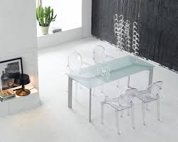 ... Dining Chair, Acrylic Clear Dining Chair Design: Beautiful Clear Dining  Chair Design ...
