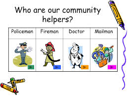 Our Community Helpers Chart By Elizabeth Royeton By Elizabeth Royeton Table Of Contents