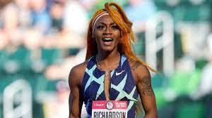 Sha'Carri Richardson will officially ...