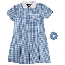 Zeco A Line Gingham Summer Dress Youngland Schoolwear
