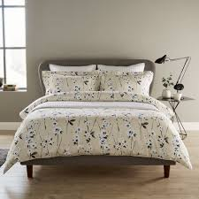 christy minnie indigo duvet cover set king to enlarge