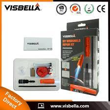 visbella diy auto glass repair windshield chip repair kit