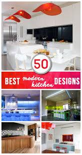 Best Modern Kitchen Design 50 Best Modern Kitchen Design Ideas For 2017