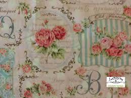 French Garden Rose Bouquet Script Japan Floral Cotton Quilting ... & French Garden Rose Bouquet Script Japan Floral Cotton Quilting Fabric NT07 Adamdwight.com