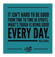 willie mays baseball quotes | Willie Mays, #sports #quotes ...