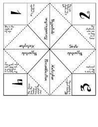 Free Figurative Language Cootie Catcher By Bilingual4Ever | Tpt