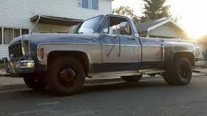 1979 Chevrolet 1 Ton Dually - YouTube