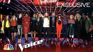 The Voice Itunes Charts Rankings For Top 13 The Voice