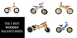 the 5 best wooden balance bikes for toddlers and young kids