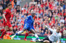 Liverpool 0-2 Chelsea: Gerrard error leaves Reds title dream in doubt -  Liverpool FC - This Is Anfield