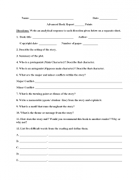 book reports for 2nd graders englishlinx book report worksheets