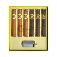 more views macanudo cigar sler gift set