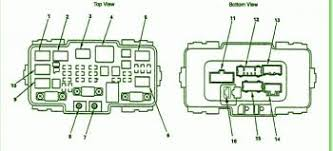 honda crv fuse box diagram image wiring condenser fan relaycar wiring diagram page 2 on 2008 honda crv fuse box diagram