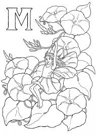 Small Picture Alphabet Elf Letter A Coloring Pages Little Girl Elf Batch Coloring