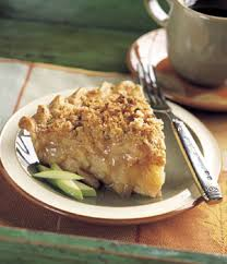 Image result for no top crust apple pie photo