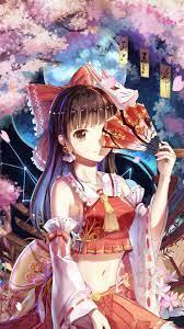 Anime Girl Mobile Wallpapers - Top Free ...