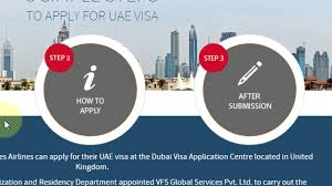 How To Apply UAE Visa Online Process Visit/Tourist/Business - full  Information - YouTube